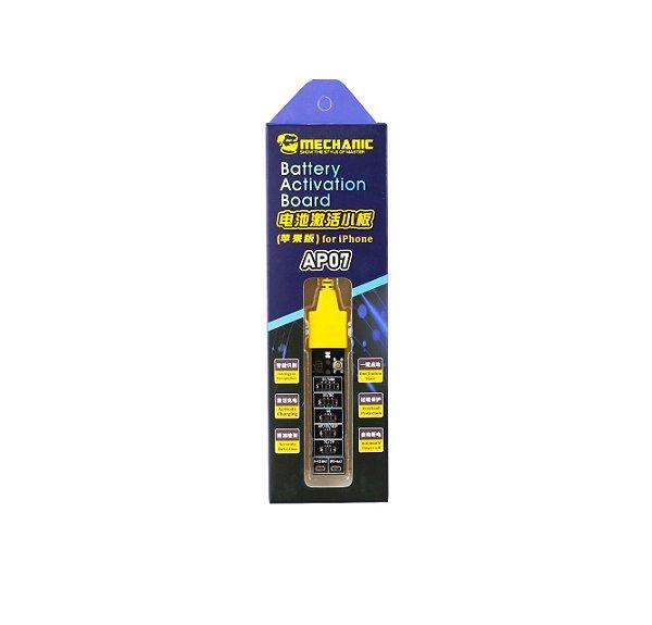 Placa reativadora de bateira mechanic AP 07 IPHONE