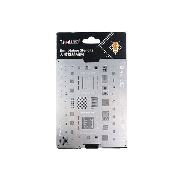 Stencil Qianli t0.12 QS05 Iphone XS XS MAX XR