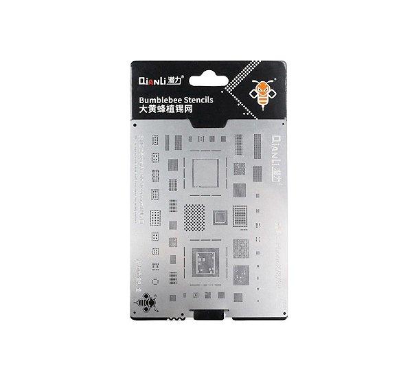 Stencil Qianli t0.12 QS04 Iphone 8 8 plus X