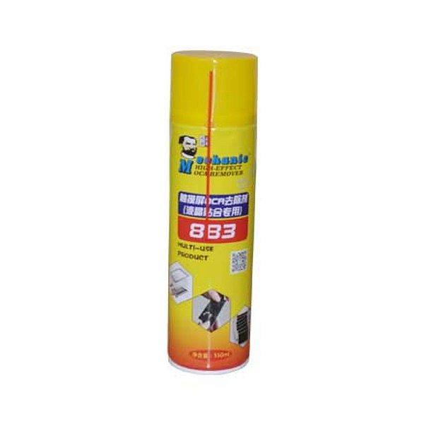 Removedor de cola oca Mechanic 883 550ml