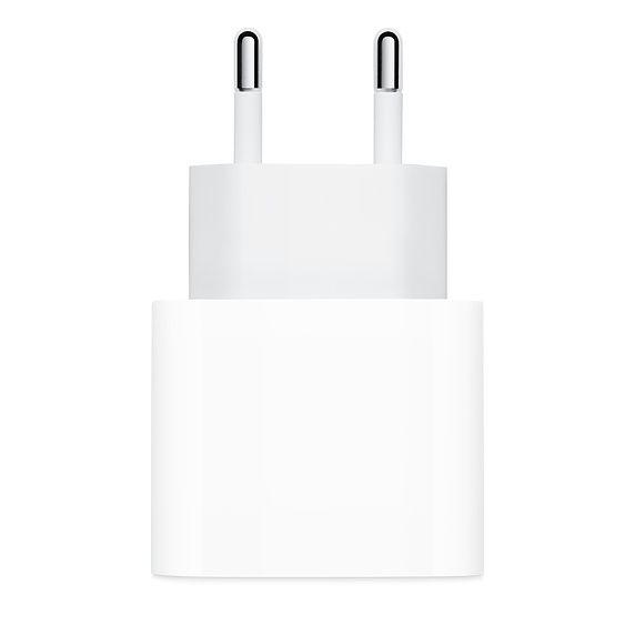 Fonte Carregador USB-C 20 W branco
