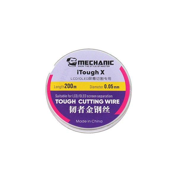 Fio De Aço Separar LCD  Mechanic 200m x 0.05mm
