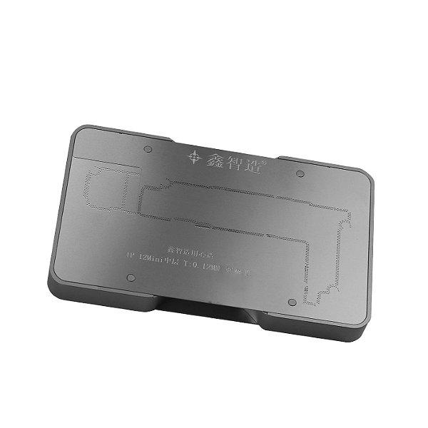 Suporte Placa Stencil Reballing V10 X ao 12 pro max
