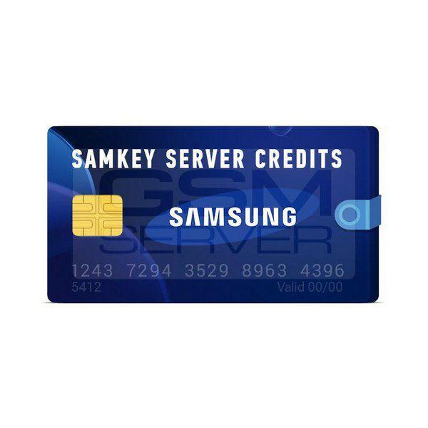 Pacote 15 Créditos Servidor Samkey