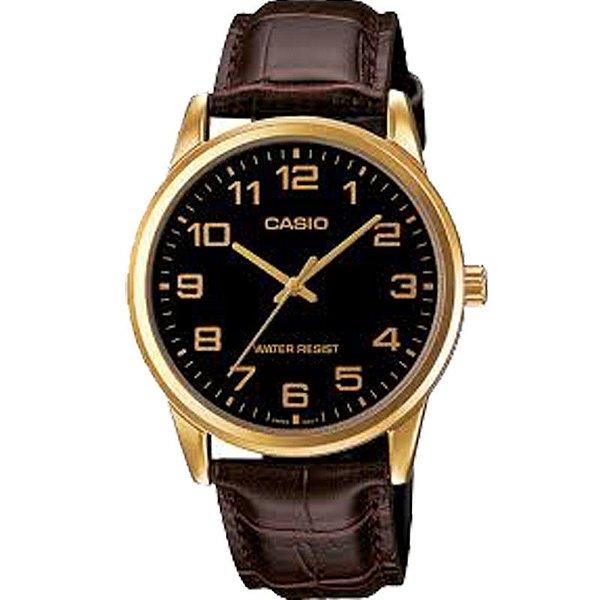 beeb02492a8 Relógio Casio Collection Masculino MTP-V001GL-1BUD - Arca Joias