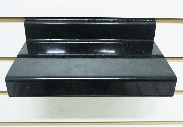 Plataforma Calçado Adulto Preto - CAIXA 30 PÇS