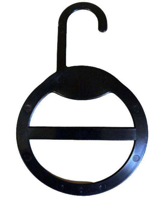 50 Cabides Para Lenço / Cachecol  -  10 cm Diâmetro X 16 cm Altura X 3mm Espessura- PRONTA ENTREGA