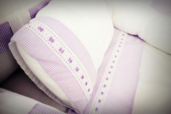 Jogo de lençol em percal 200 fios com passa fita