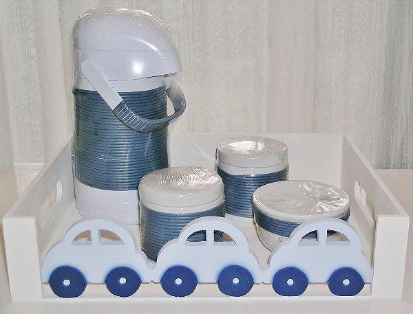 Kit higiene do bebê