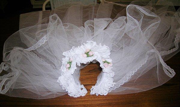 Tiara véu de noiva