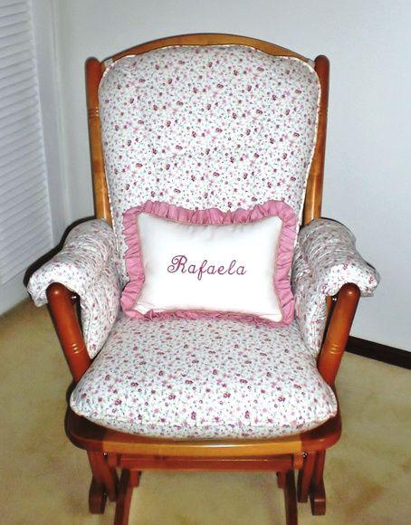 Capa para assento e encosto cadeira