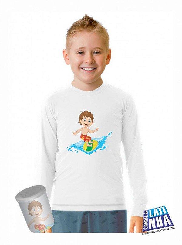 Camisa UV Infantil