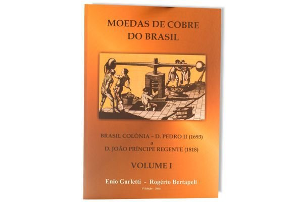 Catálogo de Moedas de Cobre do Brasil