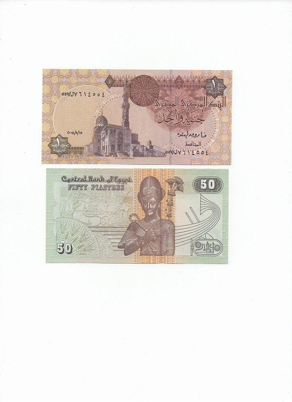 2 Cédulas do Egito