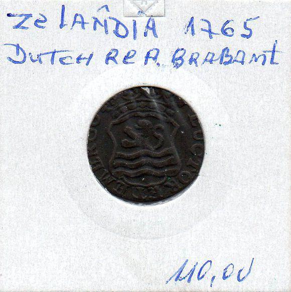 Zelandia - Holanda 1765