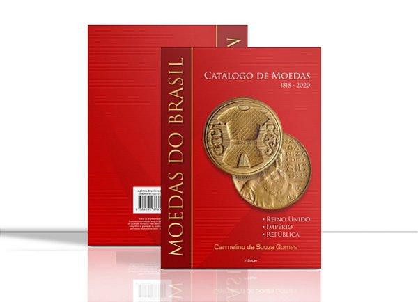 Catálogo de Moedas do Brasil - 1818 até 2020