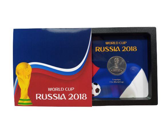 Display de Plástico Rússia 2018 Copa do Mundo
