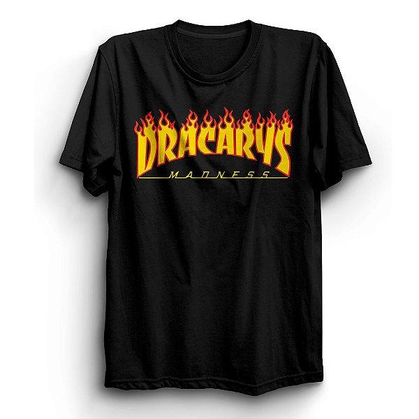 Camisa Camiseta Unissex Dracarys  Got Game Of Thrones