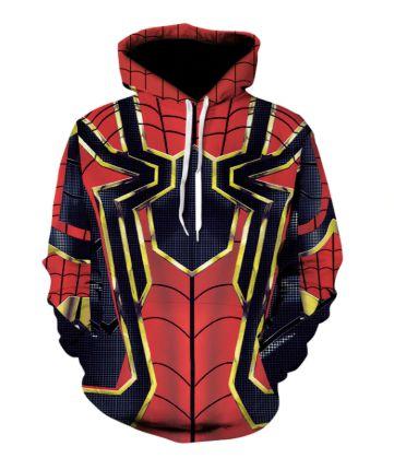 Blusa De Frio 3d Full Filme Vingadores Filme Avengers Homem Aranha Spider