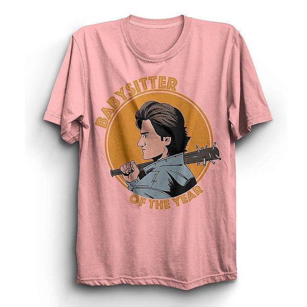 Camiseta Unissex Série Stranger Things Steve