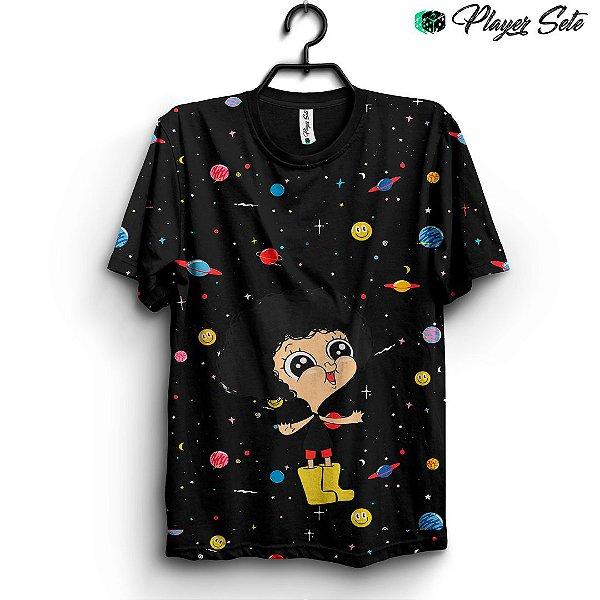 Camiseta 3d Full Irmão do Jorel