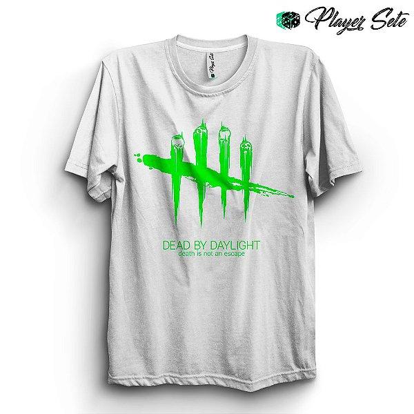 Camiseta Básica Unissex Jogo Dead by Daylight
