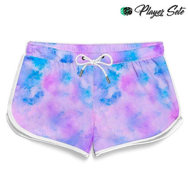 Short Feminino Praia Colors