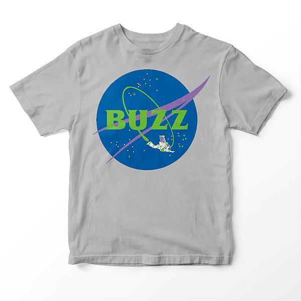 Camiseta Infantil Filme Toy Story Buzz
