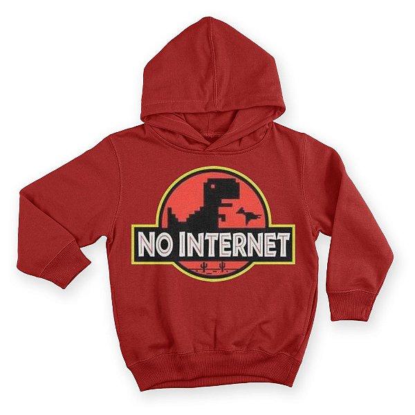 Moletom Com Capuz Infantil No Internet