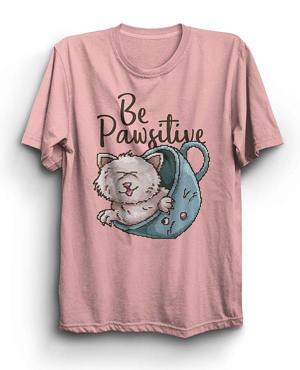 Camiseta Básica Be Positive