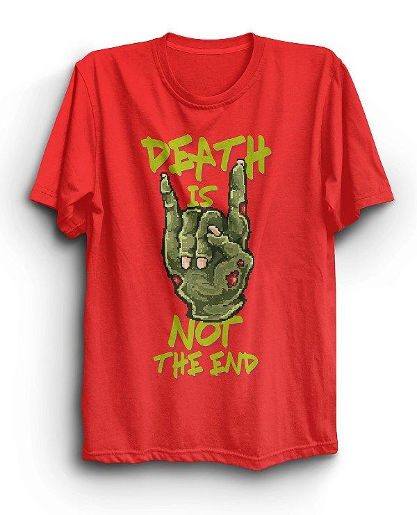 Camiseta Básica Death Is Not End