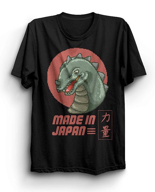 Camiseta Básica Made In Japan