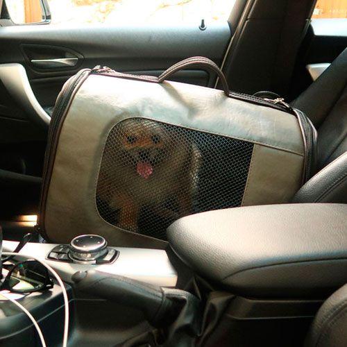 MALAPET -  Mala p/ transportar animais