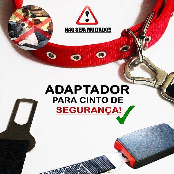 ADAPTADOR P/ CINTO DE SEGURANÇA