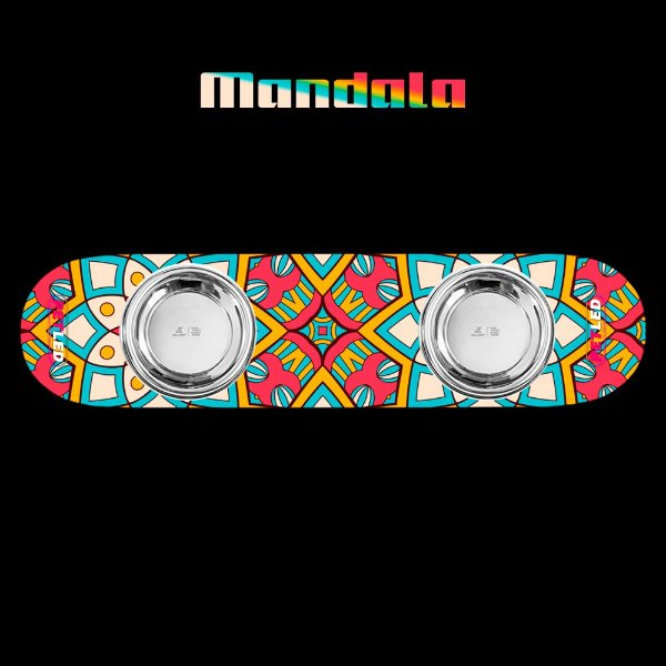 Comedouro Sk8Led Style