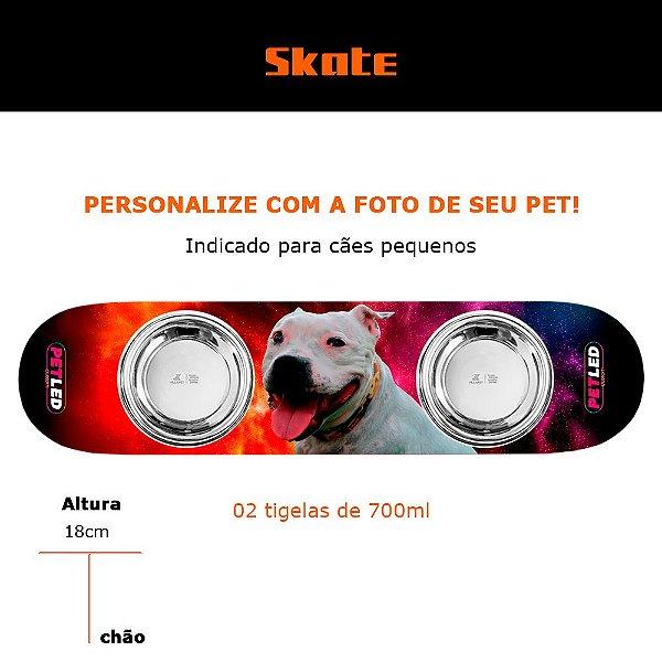 Comedouro SkateDog