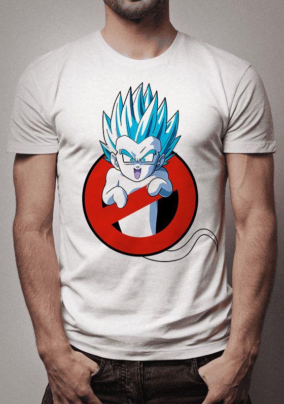 Camiseta Gotenks Busters Dragon Ball