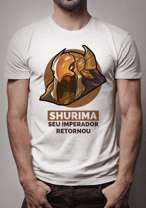 Camiseta Azir League of Legends