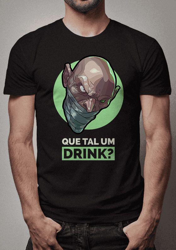 Camiseta Singed League of Legends
