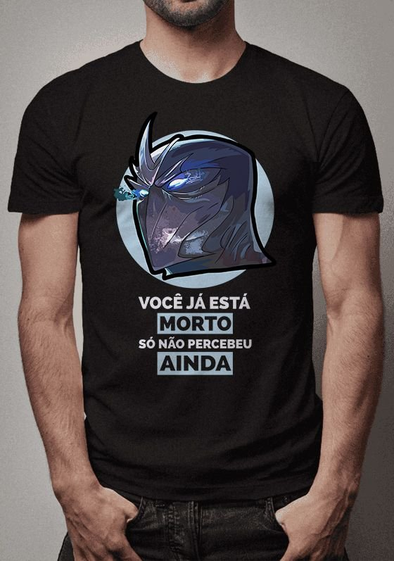 Camiseta Shen League of Legends