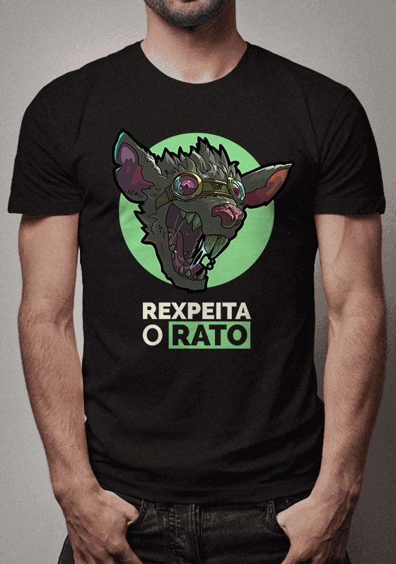 Camiseta Twitch League of Legends