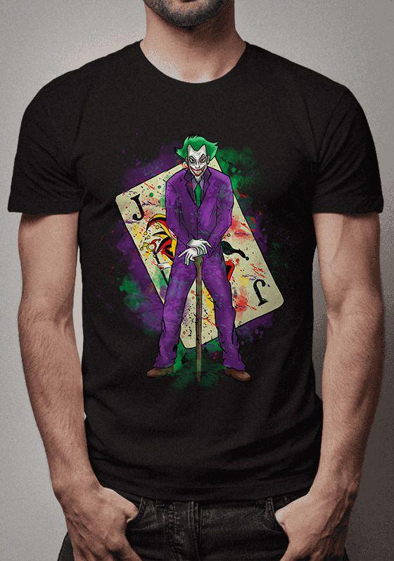 Camiseta Coringa Joker