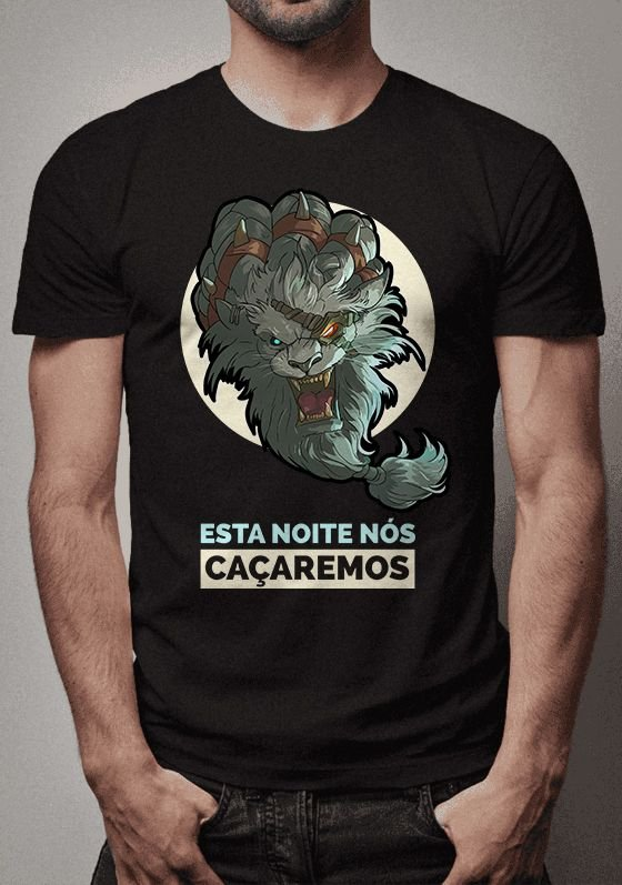 Camiseta Rengar League of Legends