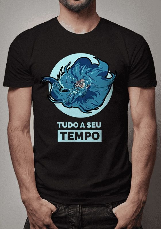Camiseta Zilean League of Legends