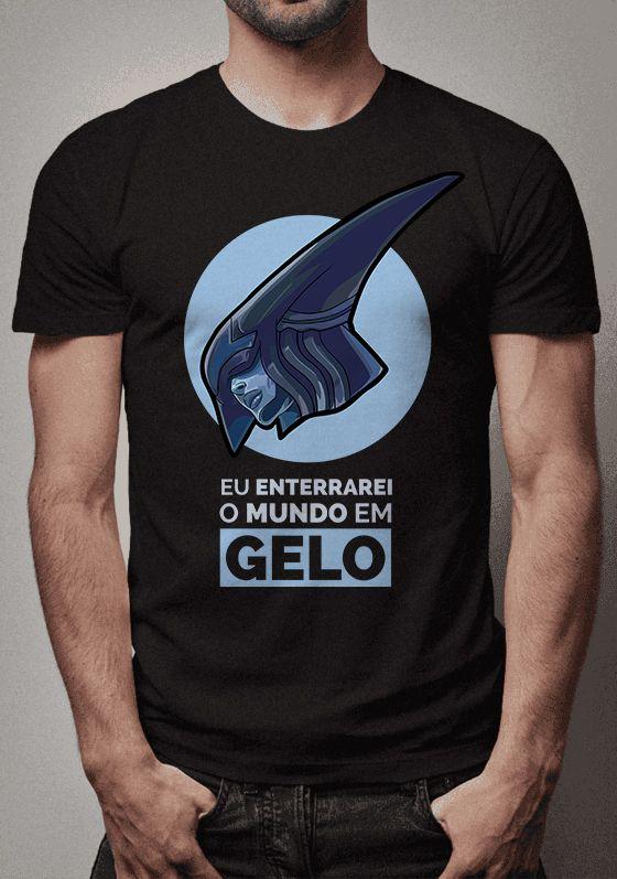 Camiseta Lissandra League of Legends