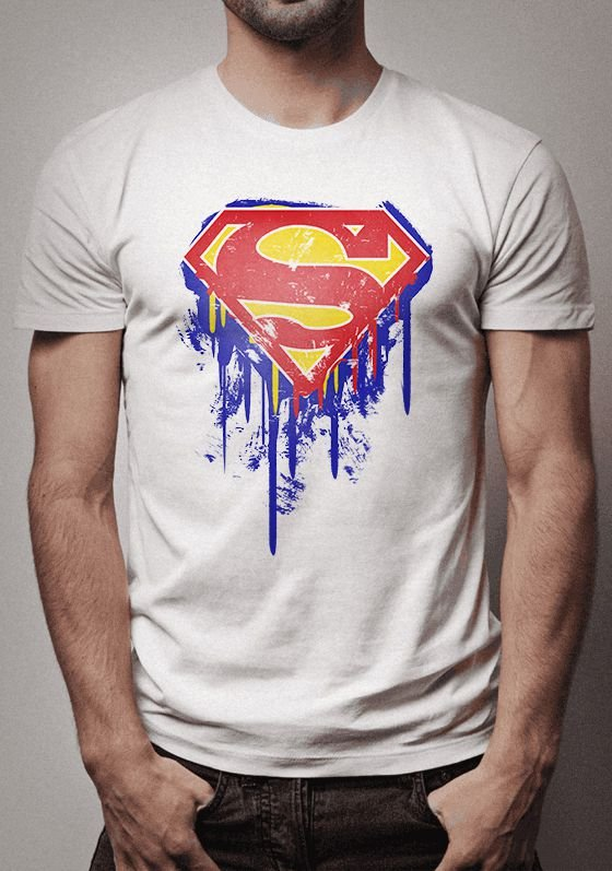 Camiseta Super Homem