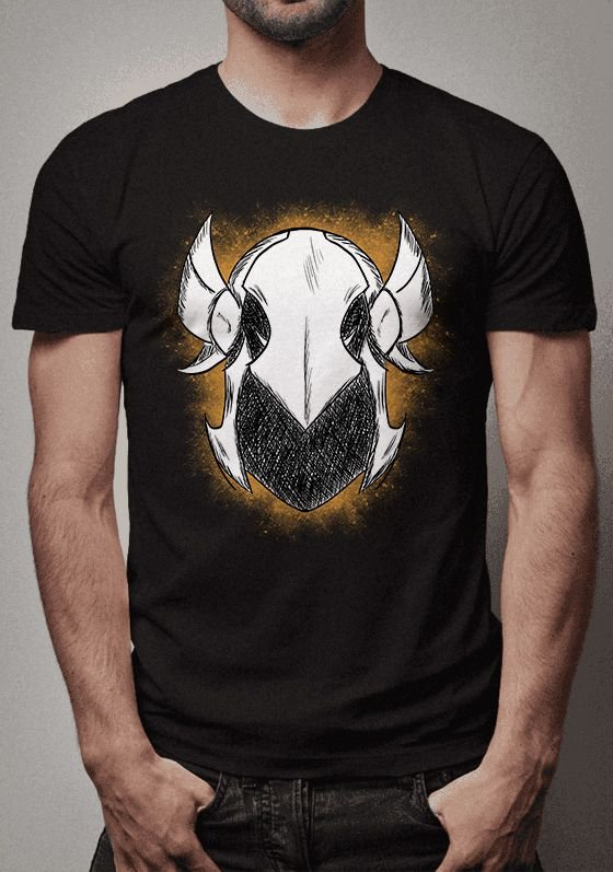 Camiseta Azir helmet League of Legends
