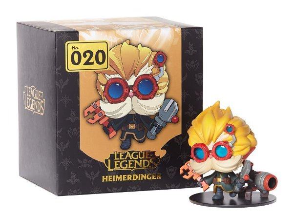 Boneco Heimerdinger League of Legends