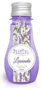Difusor de Aromas com varetas Lavanda Jardim Secreto 100 ml