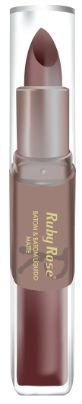 Batom Liquido Matte Ruby Rose HB 8606 Cor 242